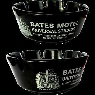 Bates Motel Ash Tray, 1960, Universal Studios, Vintage