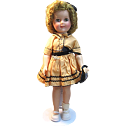 Gorgeous Ideal 1950's Shirley Temple Doll with Original Box