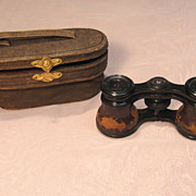 Gorgeous Early 1900's Pair of Opera Glasses/Binoculars by  Pinkham & Smith Company