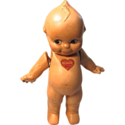 "Vintage 11"" Composite Kewpie Doll by Rose O'Neill"