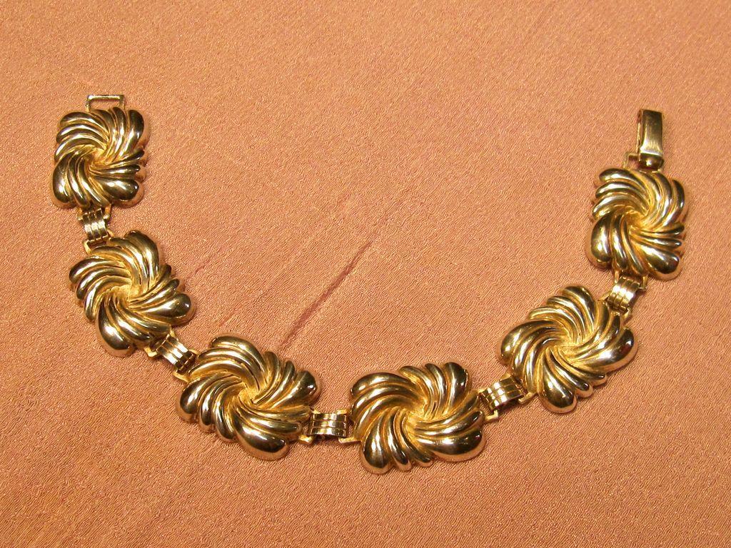 Vintage Sterling Danecraft Bracelet