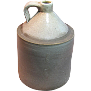 Vintage Stoneware Whiskey/Water Jug