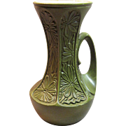 Vintage McCoy Vase Circa 1940's-50's