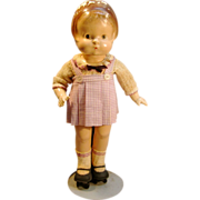 Sweet looking Patsy Doll by Effanbee Circa 1920's