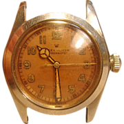 "Authentic Vintage Rolex Oyster ""Speedking"" Ladies Wristwatch Circa 1940's"