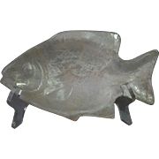 MOP Fish Shape Dish