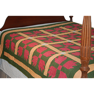 Old Quilt in Ex Condition