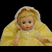 Madame Alexander 1950's - Little Genius Doll - PRECIOUS