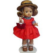 Nancy Ann Storybook - MUFFIE - Tosca Doll - LOVELY