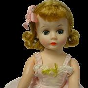 Madame Alexander 1950's Blonde Cissette Doll LOVELY