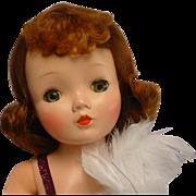 "Madame Alexander Auburn Cissy 20"" Doll Gorgeous"