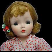 "Madame Alexander 1950's Blonde CISSY Doll 20"" FABULOUS"