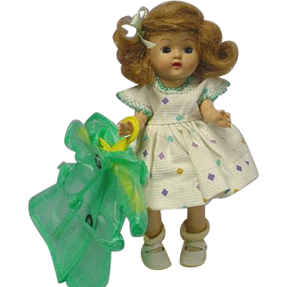 COSMOPOLITAN 1950's Tosca Ginger Doll w/ Extra