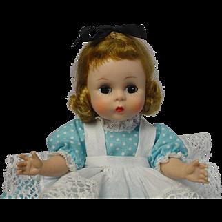 Madame Alexander-kins BKW Blonde Wendy DOLL CUTIE