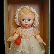 Madame Alexander Little Genius Doll w/Box