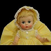 Madame Alexander 1950's Little Genius Doll PRECIOUS
