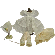 Madame Alexander-kins 1954 Kins Southern Belle Outfit LOVELY