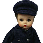 """Madame Alexander kins Laurie Doll 8"""""""