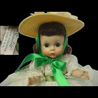 Madame Alexander-kins BKW Brunette SCARLETT Doll