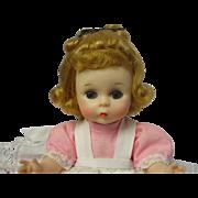 Madame Alexander-kins BKW Blonde Up-Do Doll Kins SWEETHEART