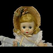 Madame Alexander-kins SLW Blonde 'MAYPOLE' 1955 Doll Fabulous