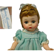 MADAME ALEXANDER-kins BKS Wendy DOLL Kins Tagged Outfit