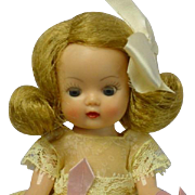Nancy Ann Storybook Muffie Blonde MLW Doll