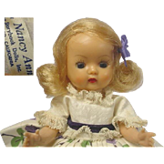 Nancy Ann Storybook Muffie Bl MLW Doll