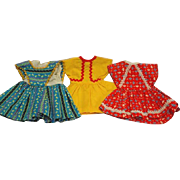 Vintage 1950's Shirley Temple Dresses ST-12