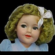 Ideal Shirley Temple ST-17 Flirty Eye Doll MIB GORGEOUS