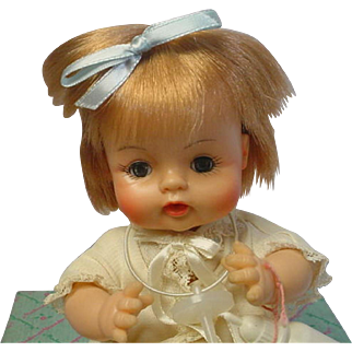 "Madame Alexander Sweet Tears 1965 W/Box 8"" PRECIOUS"