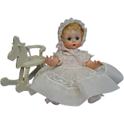 Madame Alexander 1950's Little Genius Doll DARLING w/Extra