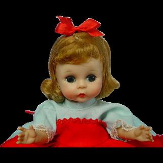 Madame Alexander kins slw doll CHARMING