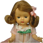 Nancy Ann Storybook Muffie Tosca Doll 1950's CUTIE