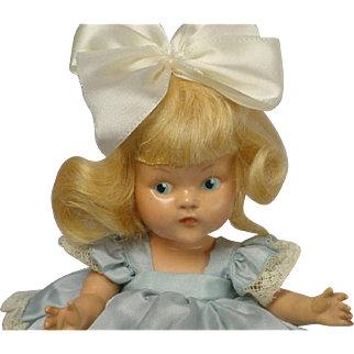 Vogue Painted Eye Strung Doll 1949-50 Laury SUPER