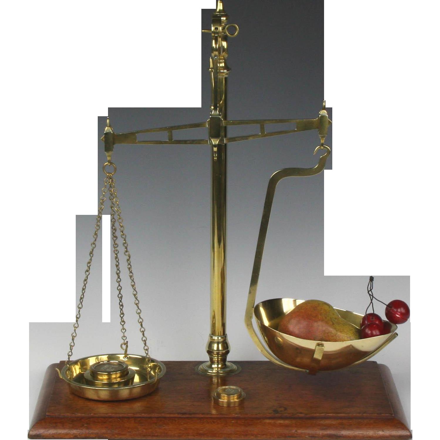 pan balance scale - photo #7