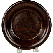 Superb Circa 1830 English Rosewood Bottle Coaster
