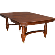 Victorian large Mahogany Dining Table