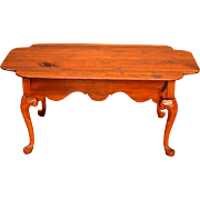 Country Chippendale Coffee Table – Unique