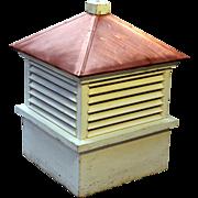 Copper Top Cupola