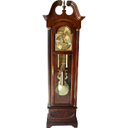 Howard Miller Triple Weight Triple Chime Grandfather Clock Model 610-341
