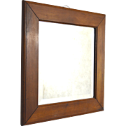 Bevel Glass Vintage Mirror