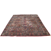 Room Size Oriental Carpet by Karastan 11.5 by 14 feet