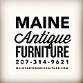 Maine Antique Furniture logo