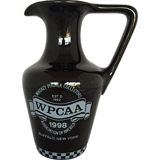 Vintage Whiskey Pitcher Collectors Association of America WPCAA 1998 Buffalo, NY