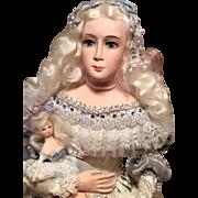 Madeleine Fox Artist Doll-Fabulous!
