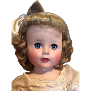 Madame Alexander Madelaine Jointed Doll-With Curlers!
