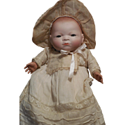 Grace Putnam Bye-Lo Baby-Layered Antique Outfit