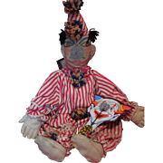 Carnival Clown Toy for Games