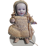 Bisque Character Baby in Original Outfit-SALE